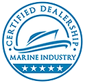 Emblem of Marine Industry Certified Dealership