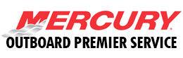 Mercury Outboard Premier Service Logo