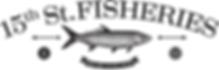 15th Street Fisheries Restaurant Logo