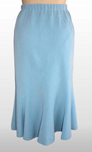 Blue Williamstown Skirt