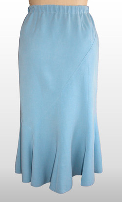 Blue Williamstown Skirt