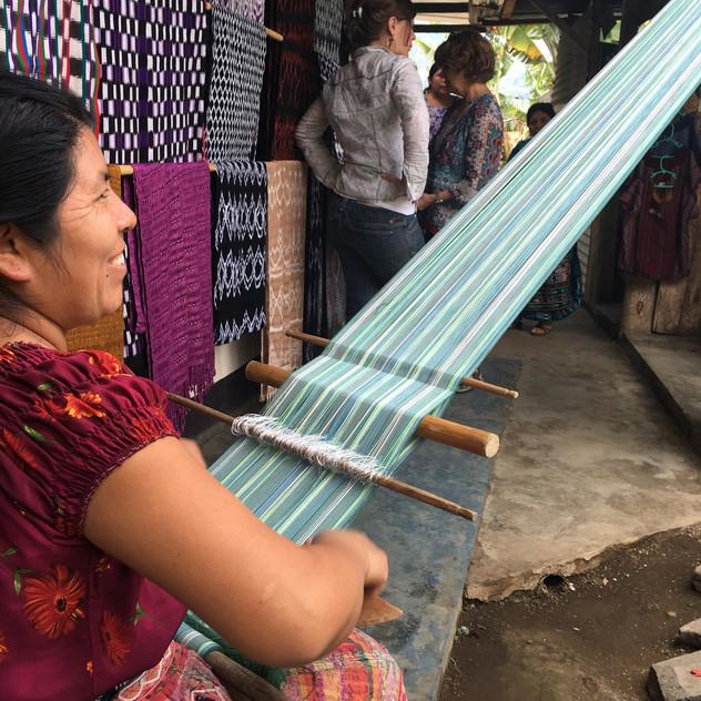 Mayan Weaving Center