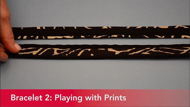 Serger Jewelry Prints