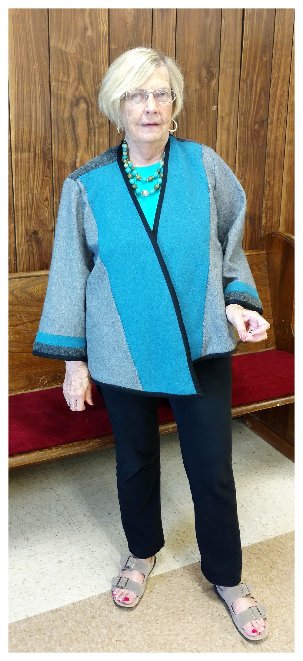 Counterpoints Jacket