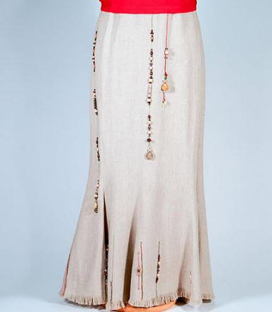 Stockbridge Skirt Embellishment