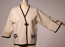 Knot Jacket Front