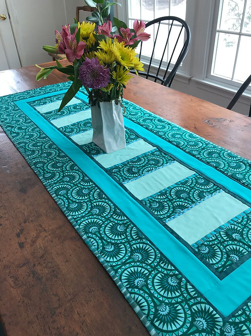 Table Runner Serger Pattern (Print)