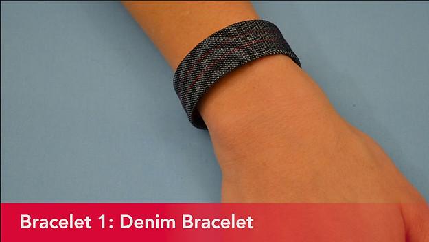 Serger Bracelet 1 Denim