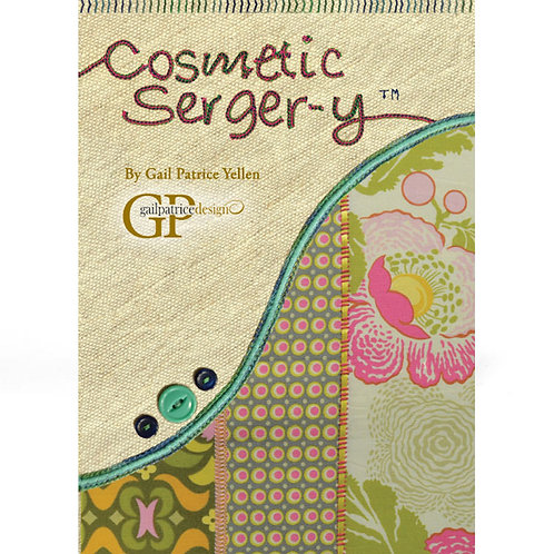 Cosmetic Serger-y DVD