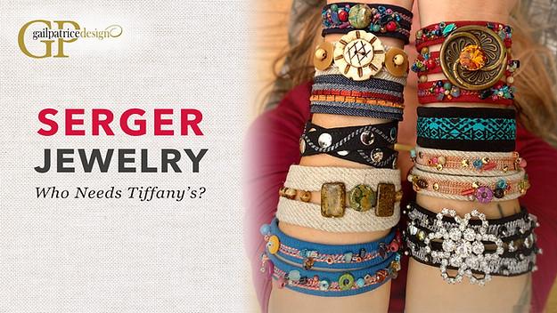 Serger Jewelry