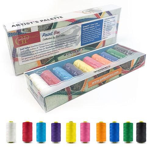 Paint Box Thread Pack