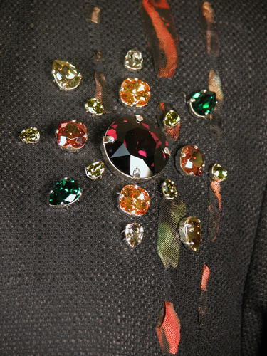 Gems on a Jacket