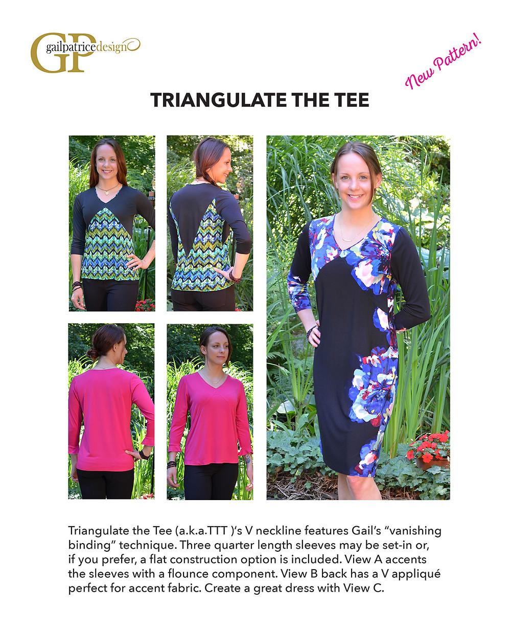 Triangulate the Tee