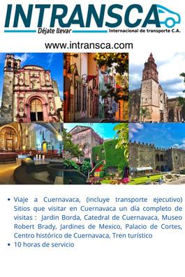 Tour Cuernavaca
