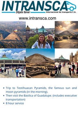 Trip to Teotihuacan