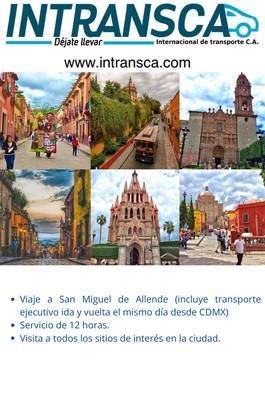 Tour San Miguel de Allende