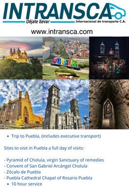Trip to Puebla
