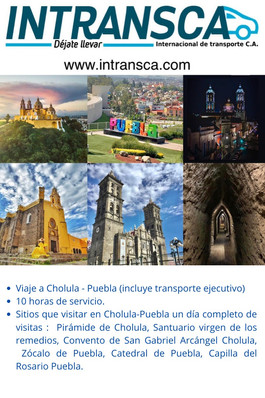 Tour Cholula