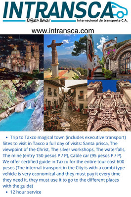 Trip to Taxco