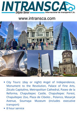 Trip City Tour