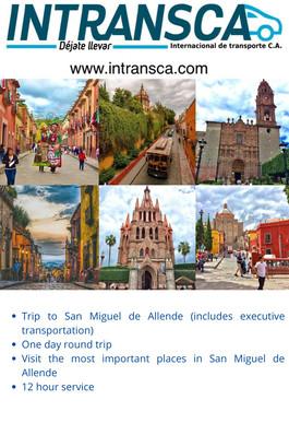 Trip to San Miguel de Allende