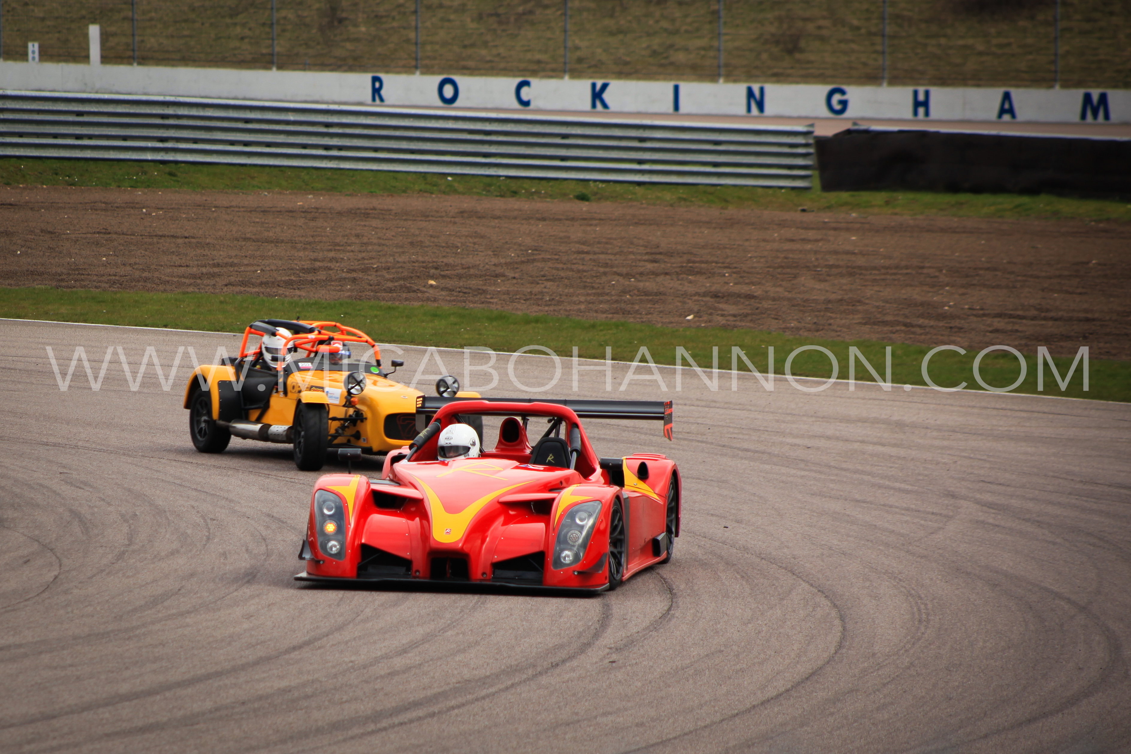 radical and caterham racing