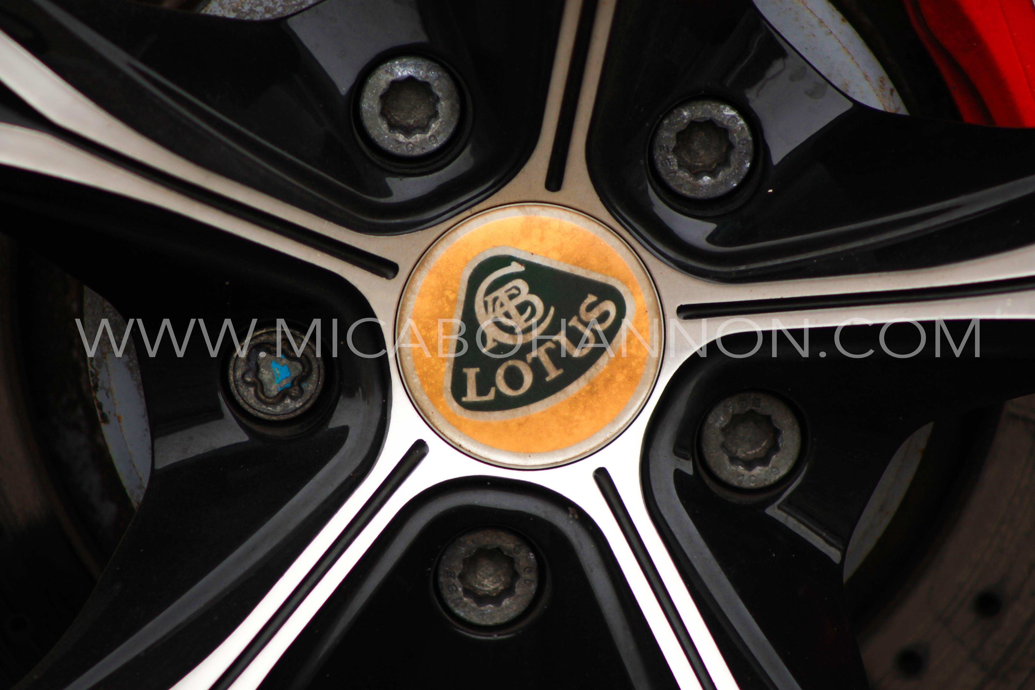 lotus alloy wheels