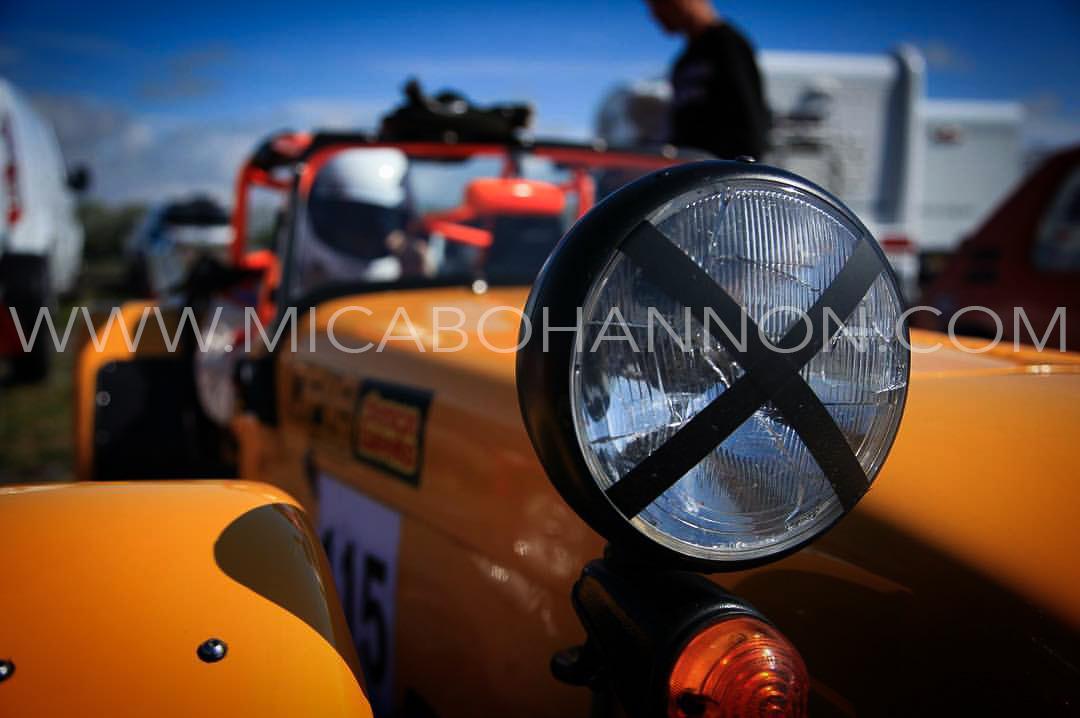 caterham headlight