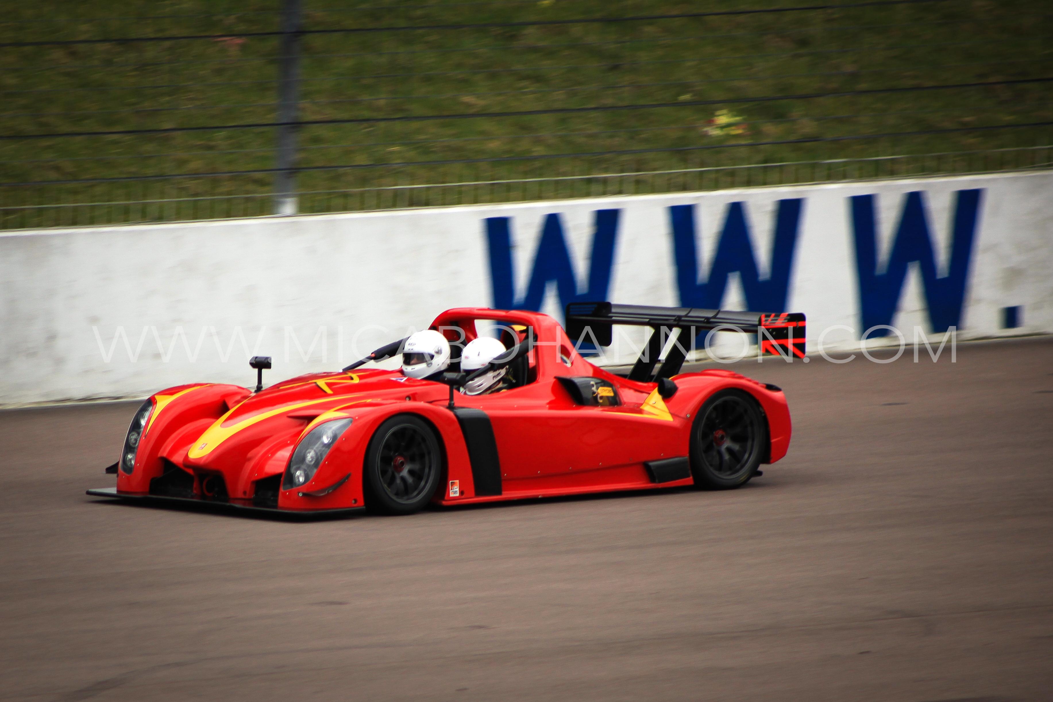 red radical racing