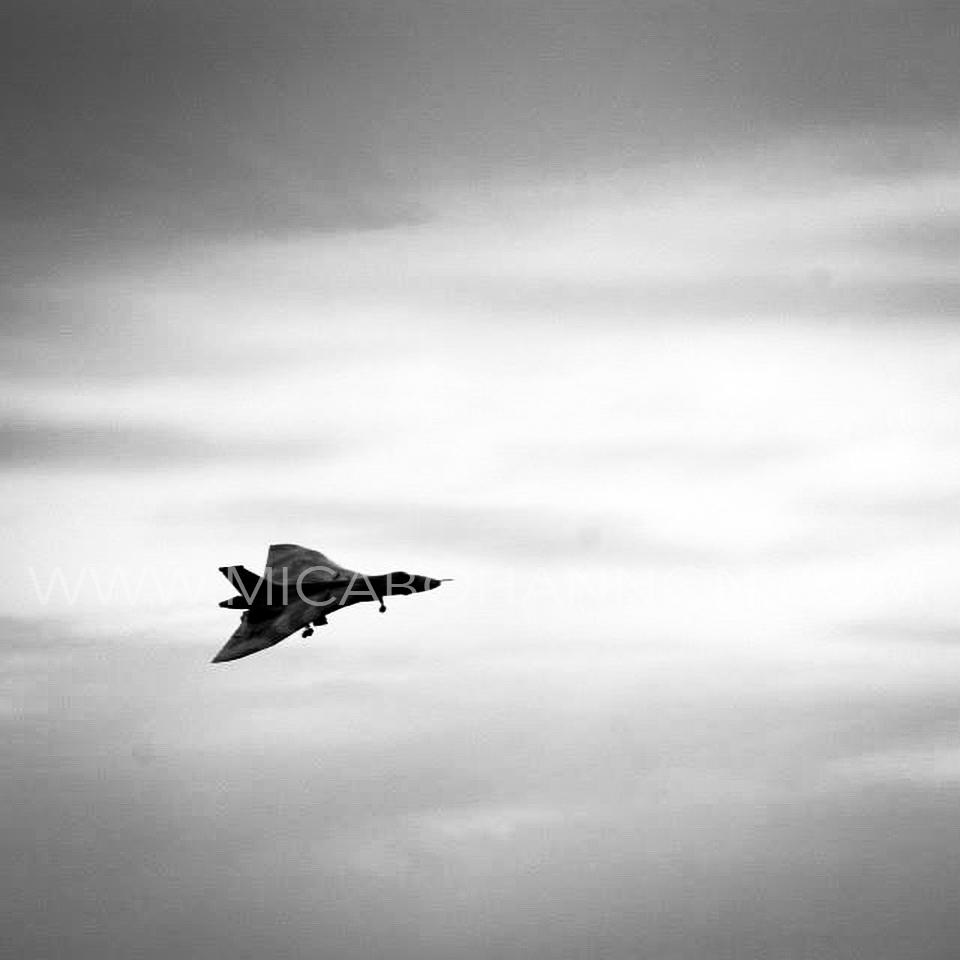 volcan bombers last flight