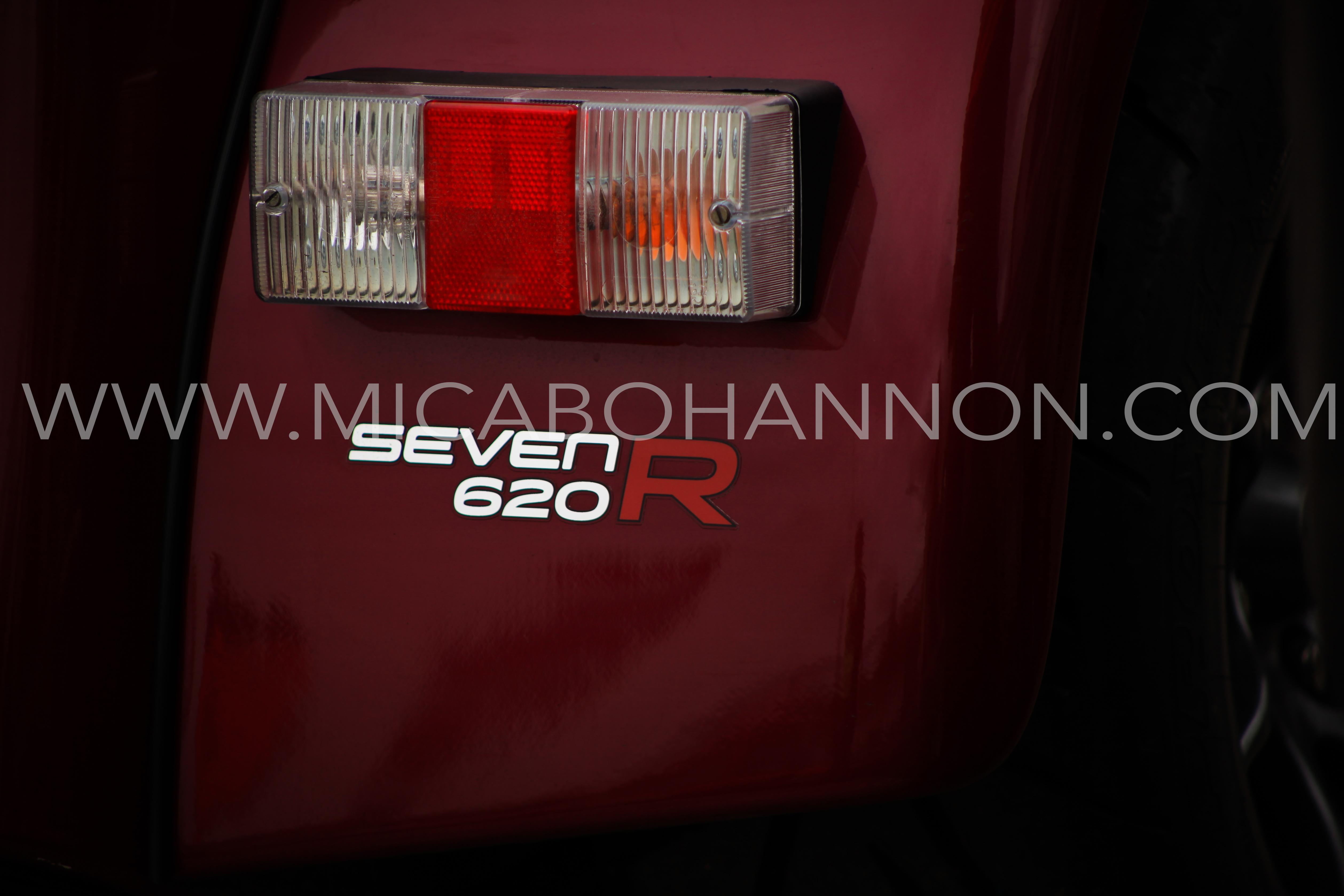 seven 620 R