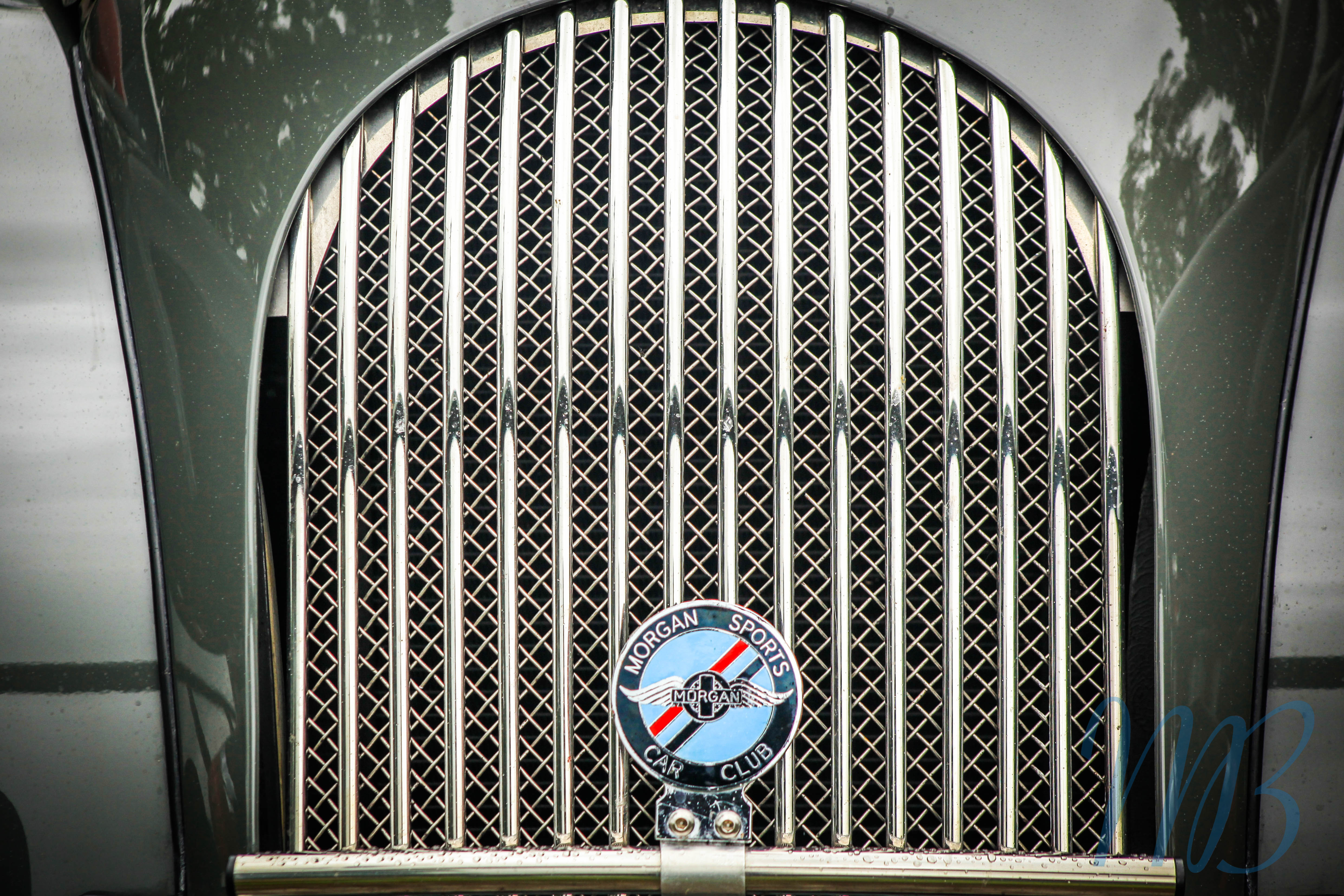 grill from a morgan
