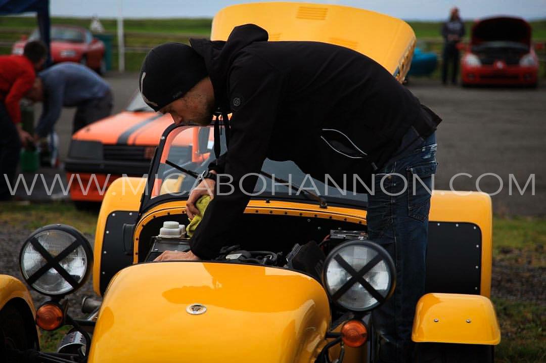racing driver prep