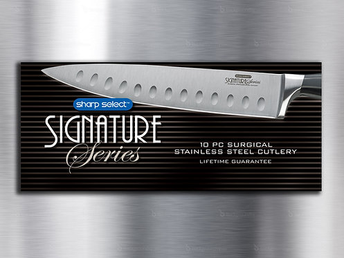 Signature Series 10 Pc Cutlery Set