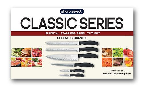 Classic Series 8 Pc Cutlery Set