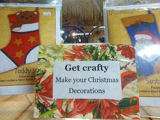 Make Your Own Xmas Decoration Christmas