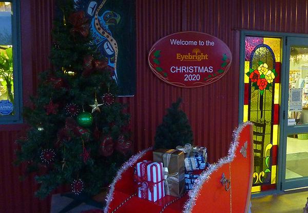 Front door 'Welcome to'.JPG