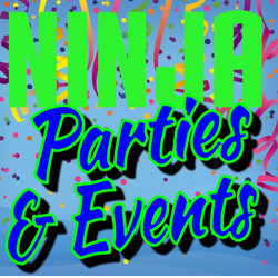 Ninja Parties and Events
