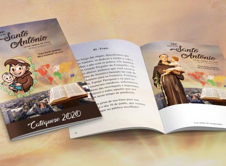 Paróquia disponibiliza material educativo sobre Santo Antônio para crianças e jovens