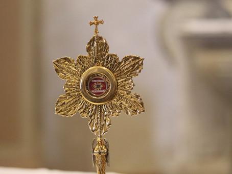 Missa com bênção da saúde acontece neste domingo, na Paróquia Santo Antônio de Bento