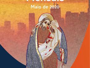 Diocese de Caxias do Sul disponibiliza roteiro de oração mensal – maio de 2020