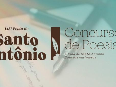 Paróquia Santo Antônio lança concurso de poesias sobre a vida do Padroeiro de Bento Gonçalves