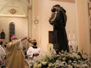 143ª edição da Festa de Santo Antônio supera expectativas e celebra a missão de uma Igreja em saída