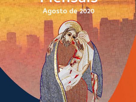 Diocese de Caxias do Sul disponibiliza roteiro para oração em família - Agosto de 2020