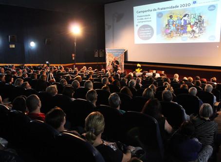 Palestra da Campanha da Fraternidade 2020 reúne mais de 250 pessoas em Bento Gonçalves