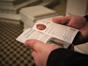 Paróquia Santo Antônio veicula vídeos diários com orações da Trezena de Santo Antônio