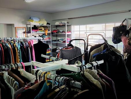 Bazar Santo Antônio precisa de doação de roupas e agasalhos para atender aos mais necessitados