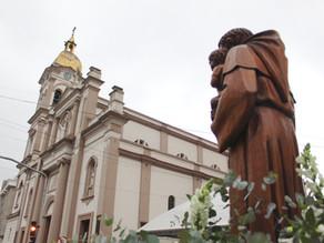 Paróquia Santo Antônio celebra 137 anos de criação nesta sexta-feira