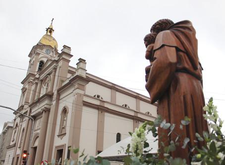Emoção e fé marcaram a 142ª Festa de Santo Antônio, em Bento Gonçalves