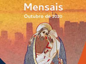 Diocese de Caxias do Sul disponibiliza roteiro para oração em família - Outubro de 2020